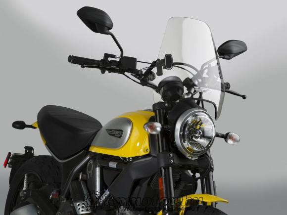 Ducati Scrambler Plexi
