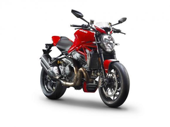 Ducati Monster R 2017