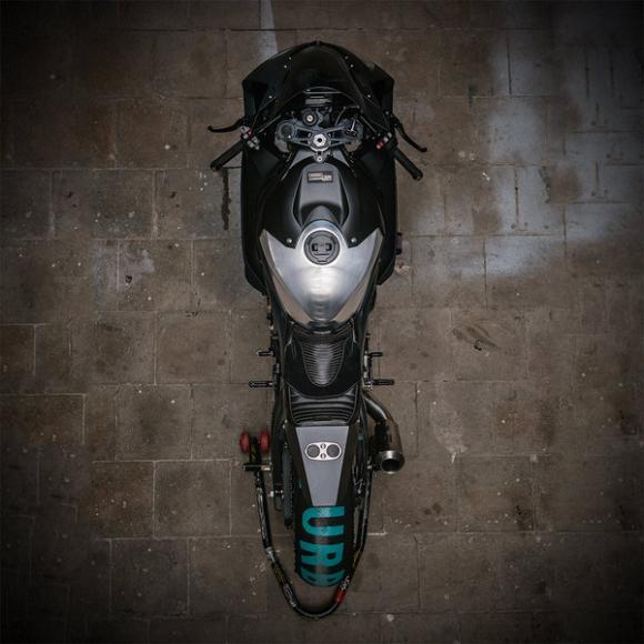 BMW S1000RR Turbo