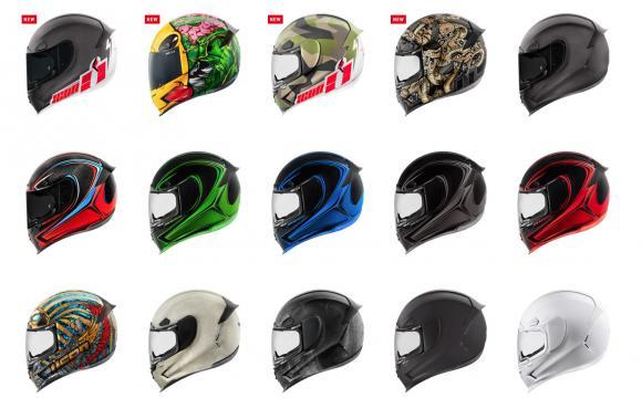 Icon Helmet, sisak