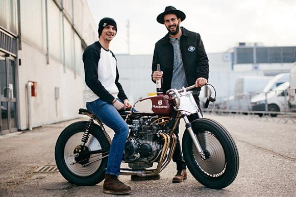 Apache motorcycles