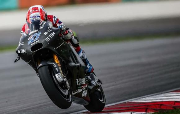 Motogp teszt Sepang 2017