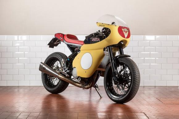 Dainese Mr Martni motor 2017