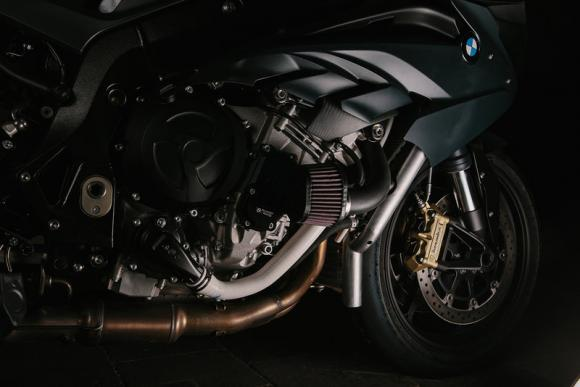 BMW S1000RR Turbo
