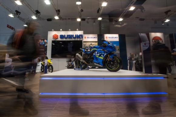 Suzuki Budapest Motor Fesztivál 2017