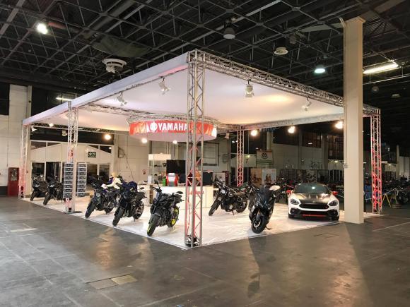 Yamaha Motor Kiállítás 2017