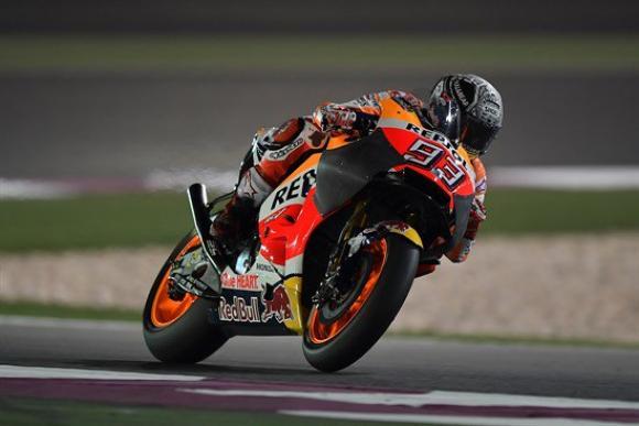 MotoGP Katar teszt 2017