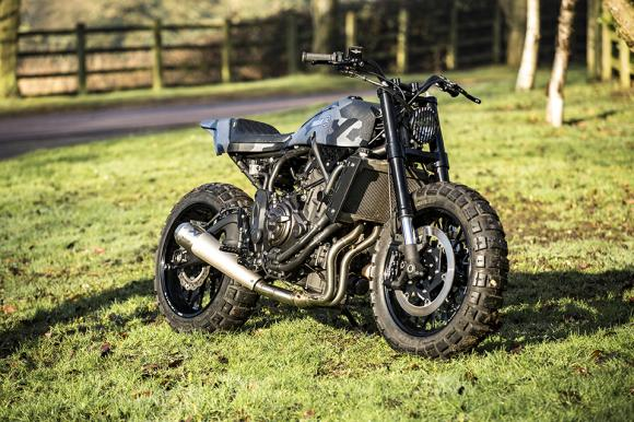 yamaha yard built Rough Crafts