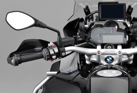 BMW R 1200 GS hibrid 2017