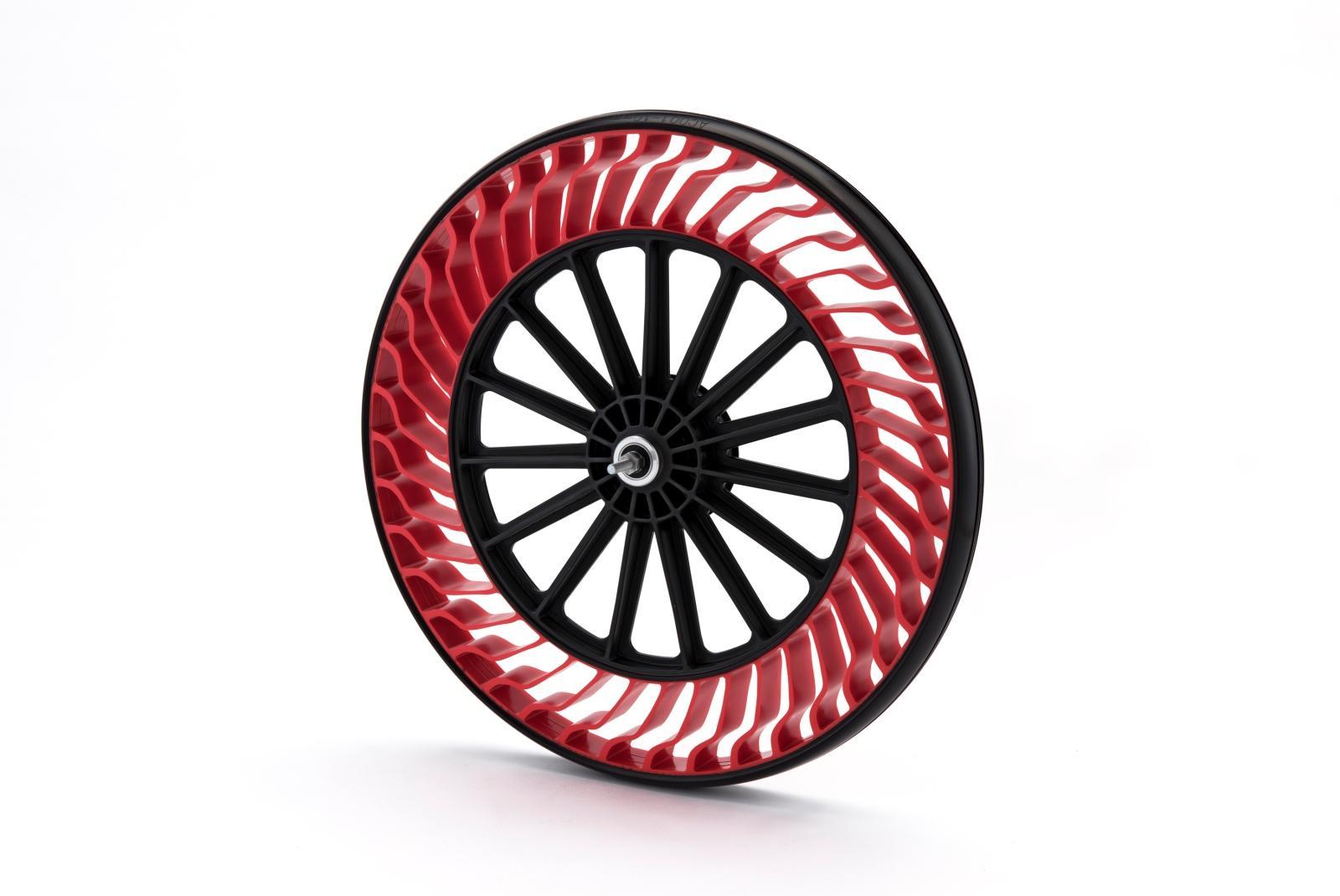 Bridgestone Air Free Concept