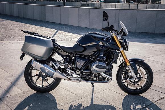 BMW R 1200 R Black Edition 2017