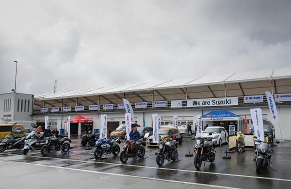 Suzuki Motoros nap 2017