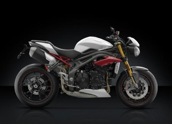 Rizoma Speed Triple 2017