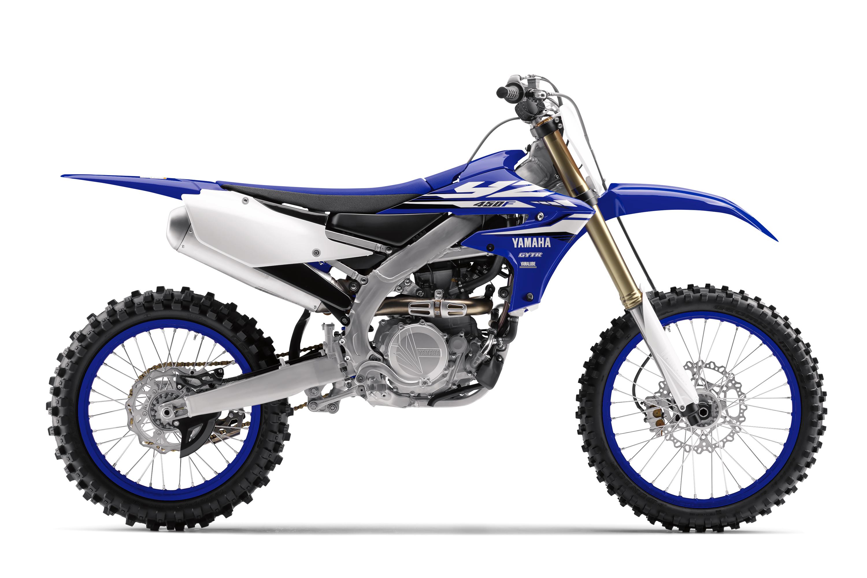 Yamaha YZ450F 2018