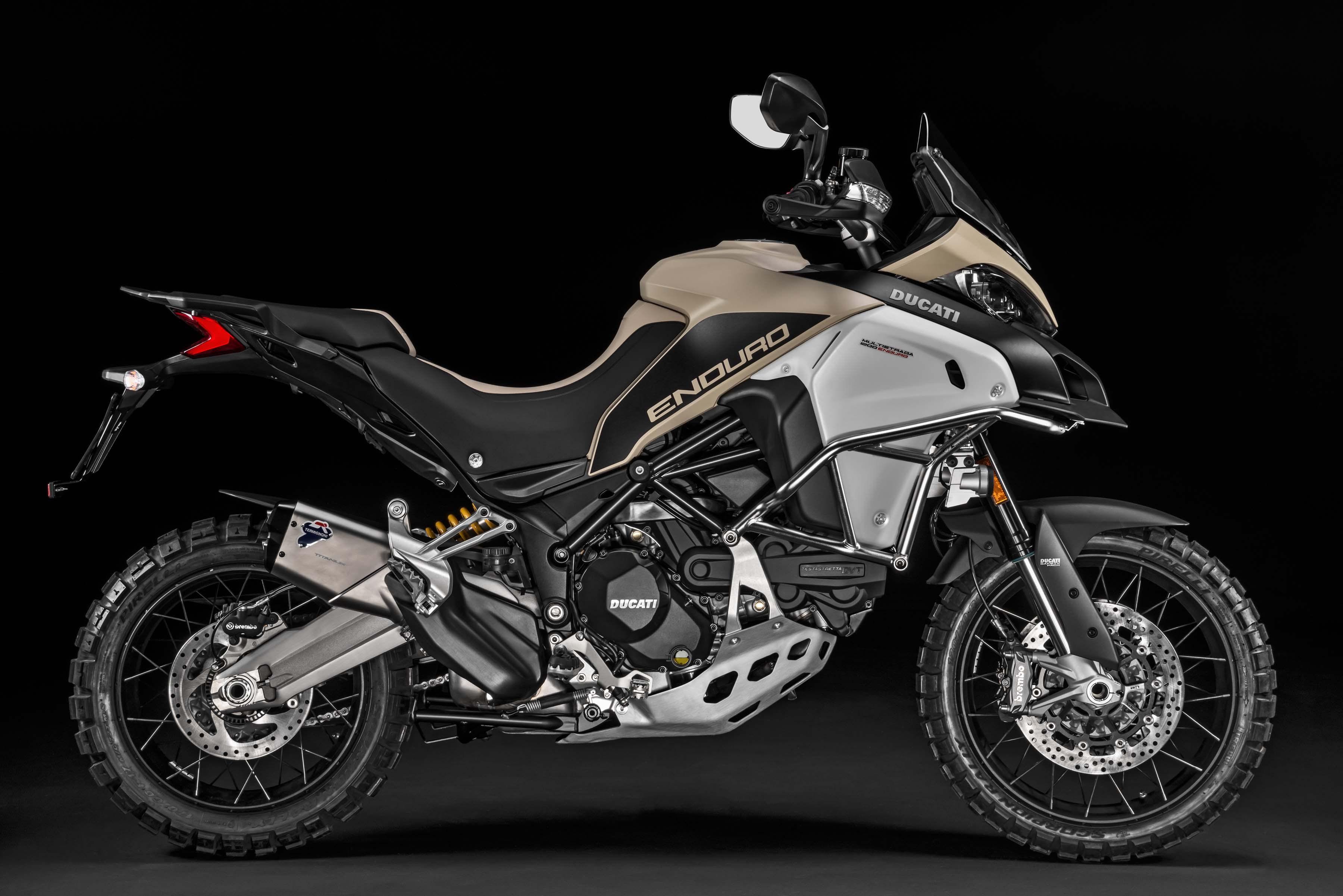 Ducati Multistrada Enduro Pro