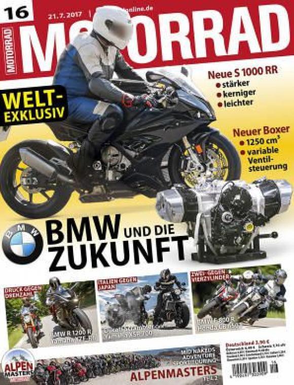BMW S1000RR 2018