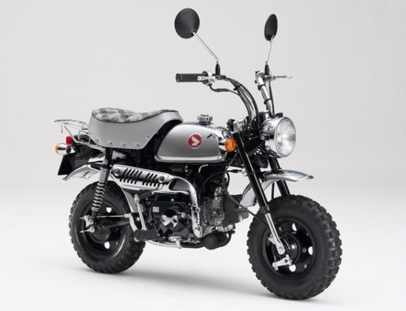 Honda Monkey 50 anniversary edition