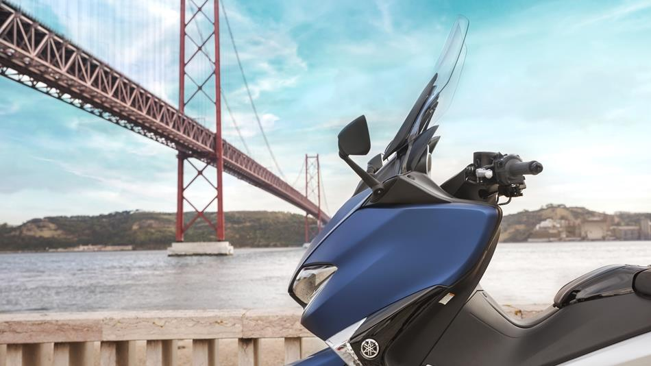 Yamaha TMAX DX 530 2017
