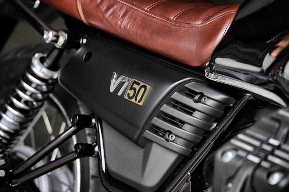 Moto Guzzi Nevada 750 2018