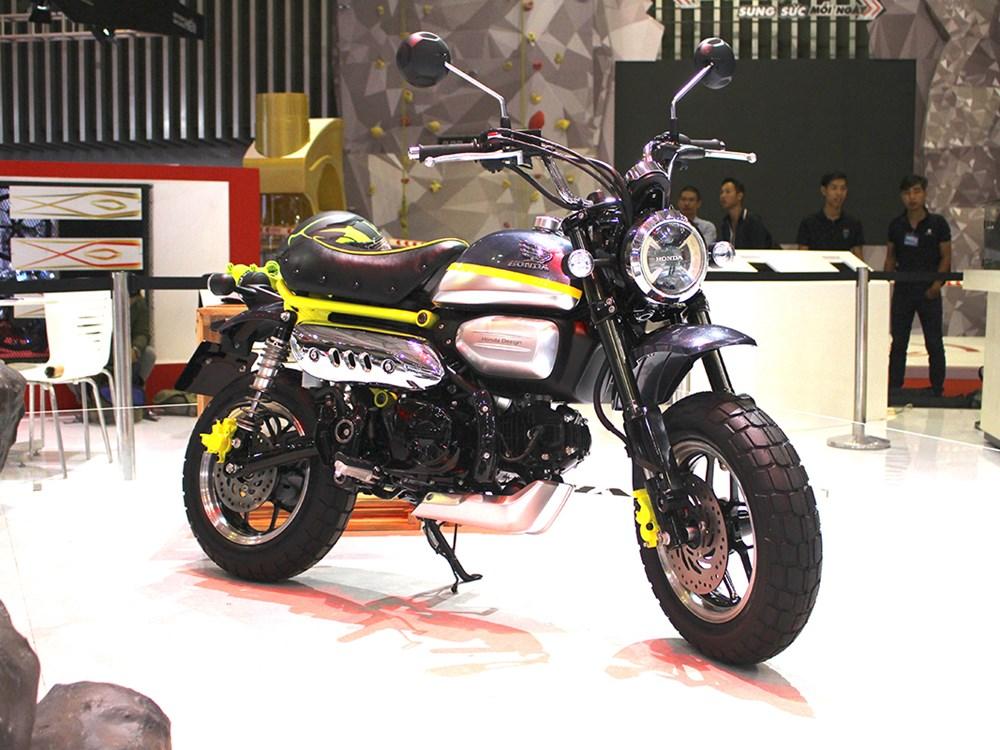 Honda Monkey 125 Concept