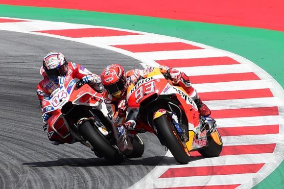 Aero elemek motogp Ducati