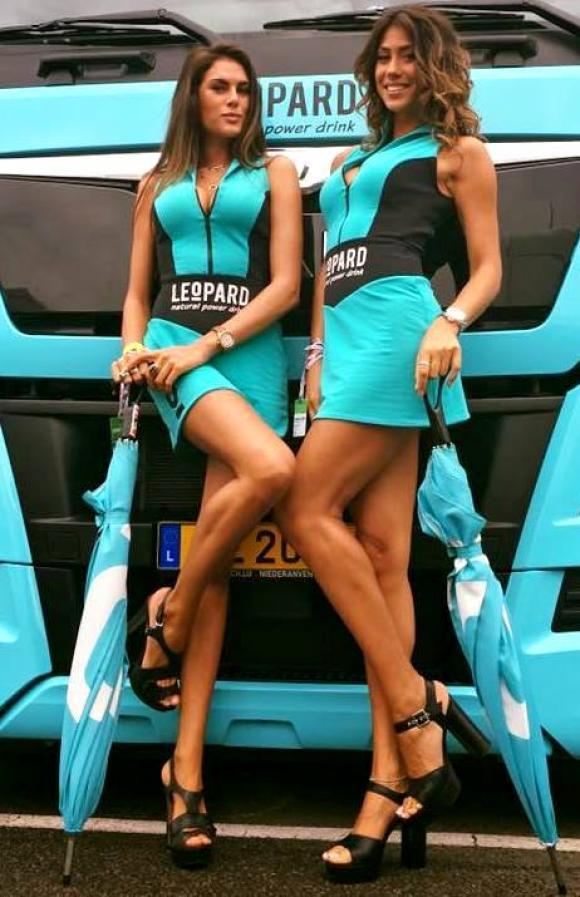 Silverstone lányai