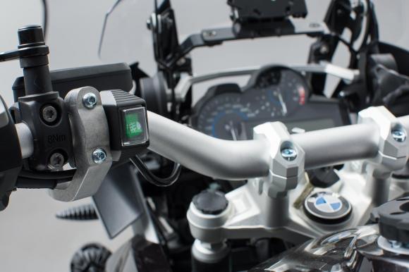 Sw motech EVO kodlampa motorra