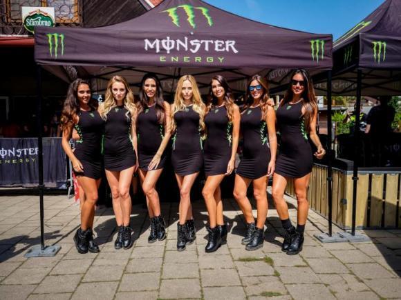 Paddock Girls Brno 2017