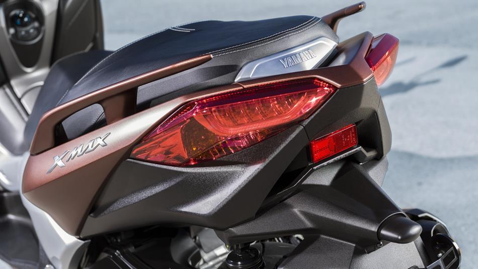 Yamaha X-MAX 300 teszt gyári galéria