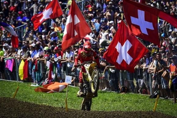 MXGP Svájc 2017