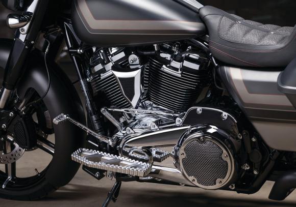 Kuryakyn Show Bike Harley Davidson
