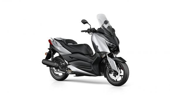 Yamaha Tmax 125 2017