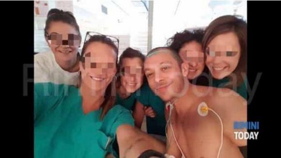 Rossi kórházba2017
