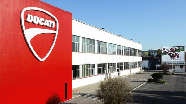Ducati eladás