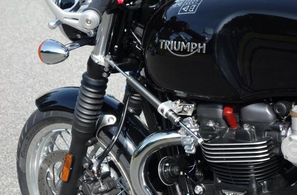 Triumph Kormanygatlo LSL 2017