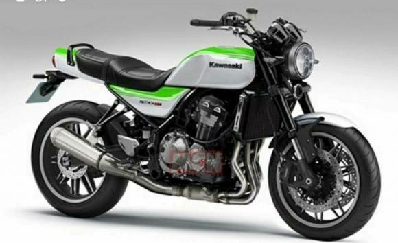 Kawasaki z900rs 2017