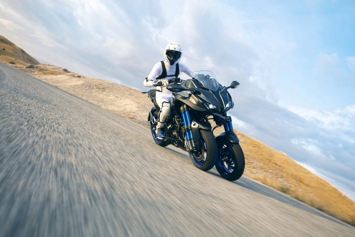 Yamaha Niken: