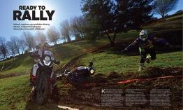 Elkészült és megjelent a novemberi SuperBike Magazin.