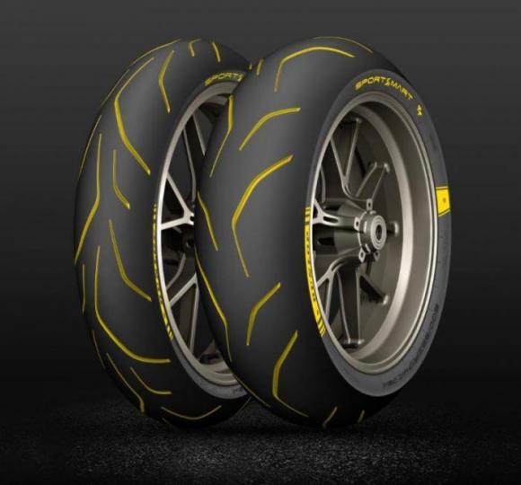 Dunlop SportSmart TT 2018