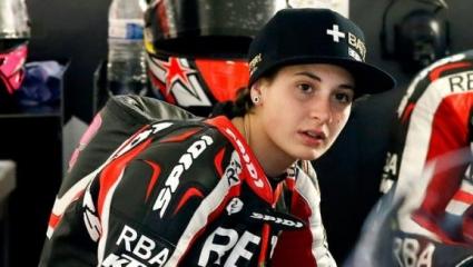 A nő aki átírta a motorsport történelmét