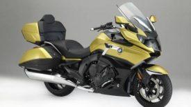 Az új BMW K 1600 Grand America