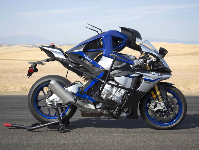 Motobot – Yamaha