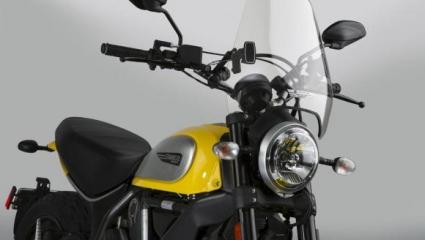 Ducati Scrambler szélvédők