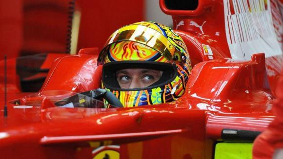 Rossi az F1-ben?