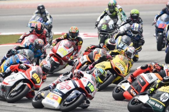 Triumph erőforrás a Moto2-ben