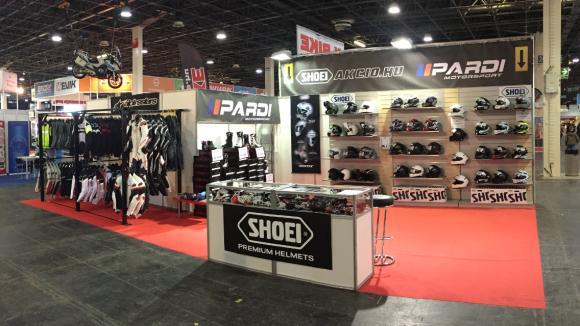 Shoei és Alpinestars akció a Pardi Motorsportnál