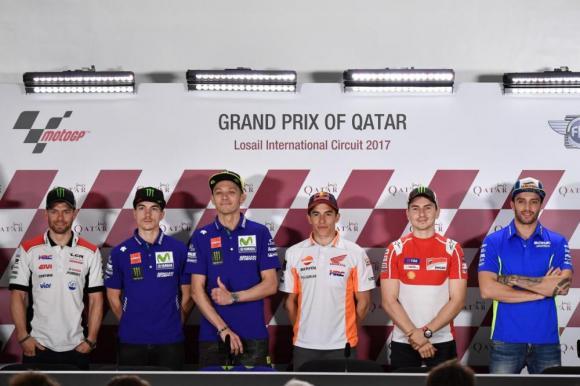 MotoGp 2017 Katar