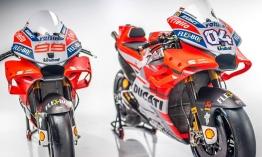 Desmosedici GP 2018 – még több lóerő
