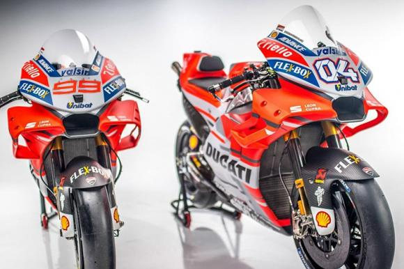 Ducati MotoGP 2018