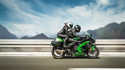 Kawasaki Ninja H2 SX és SX SE